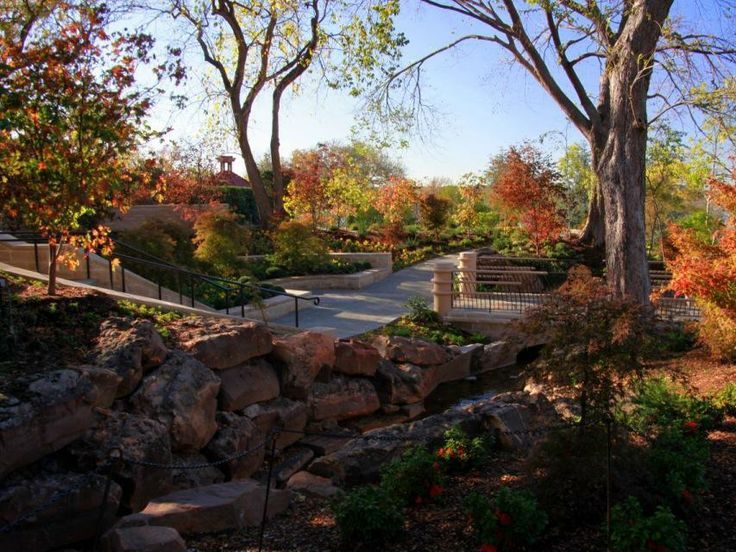 Dallas Arboretum - Gardens