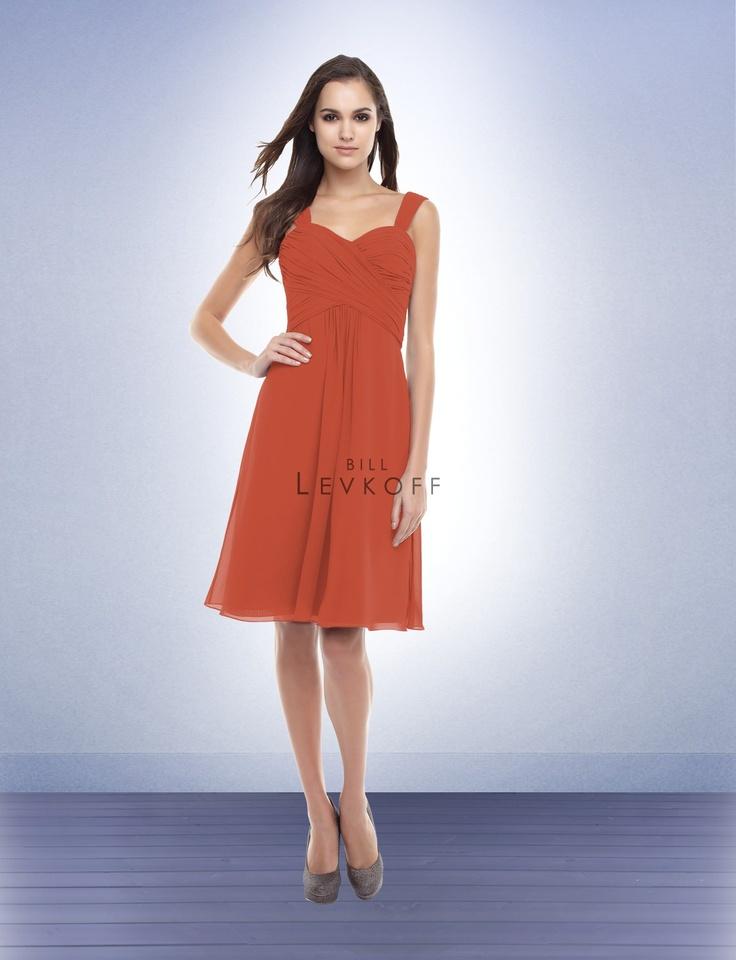 Bridesmaid Dresses Terracotta 120