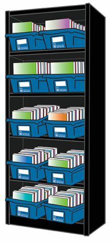 a MUST have for classroom library. It allows you yo use your smart phone and scan the bar code on your classroom books and then it inputs all of the info for you on a FREE data base. It allows you to let kids scan out the books and check out and check in them, separate them by reading levels and even put down their location in your class room. Did I mention it's FREE!?!? -