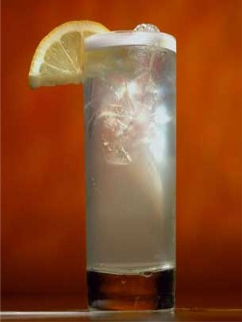 The Tom Collins | Food and Drinks | Pinterest