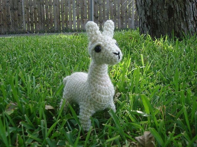 Crochet Amigurumi Llama : Amigurumi Llama Free Pattern Crochet Pinterest