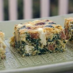 Frittata Bites with Chard, Sausage HealthyAperture.com | Yummy ...