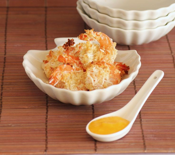 Baked Coconut Shrimp | | Noshing With The NolandsNoshing With The ...