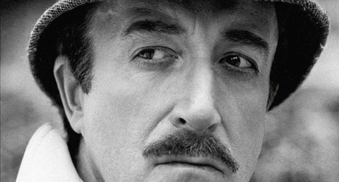 Peter Sellers died on this date in 1980. #pinkpanther