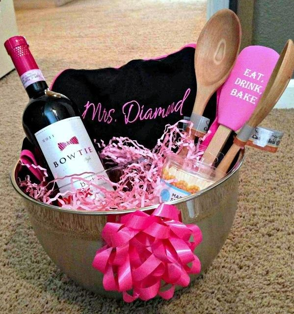 Wedding Shower Gift Basket Ideas : Bridal Shower Gift Idea Kits Pinterest