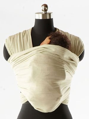 How to Make a Baby Sling Free | eHow