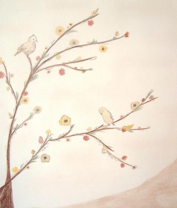 Oriental 'Silk Screen', christine-corretti.artistwebsites.com: pinterest.com/pin/531565562239105541