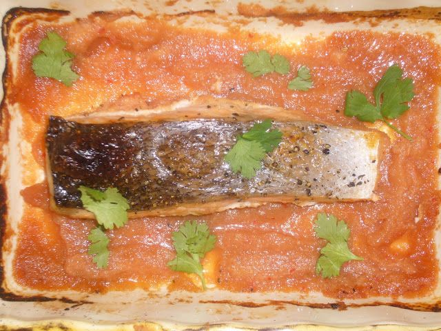 Ginger-Soy-Lime Roasted Salmon | Asian Food | Pinterest