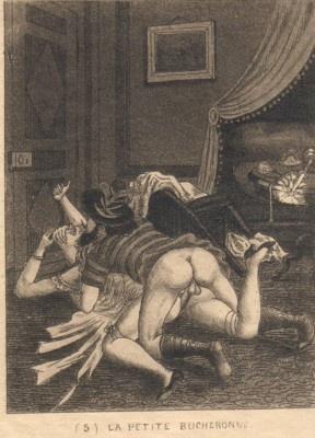 18th art century erotic gay