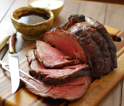 ... prime rib roast au jus recipes yummly slow roasted prime rib au jus