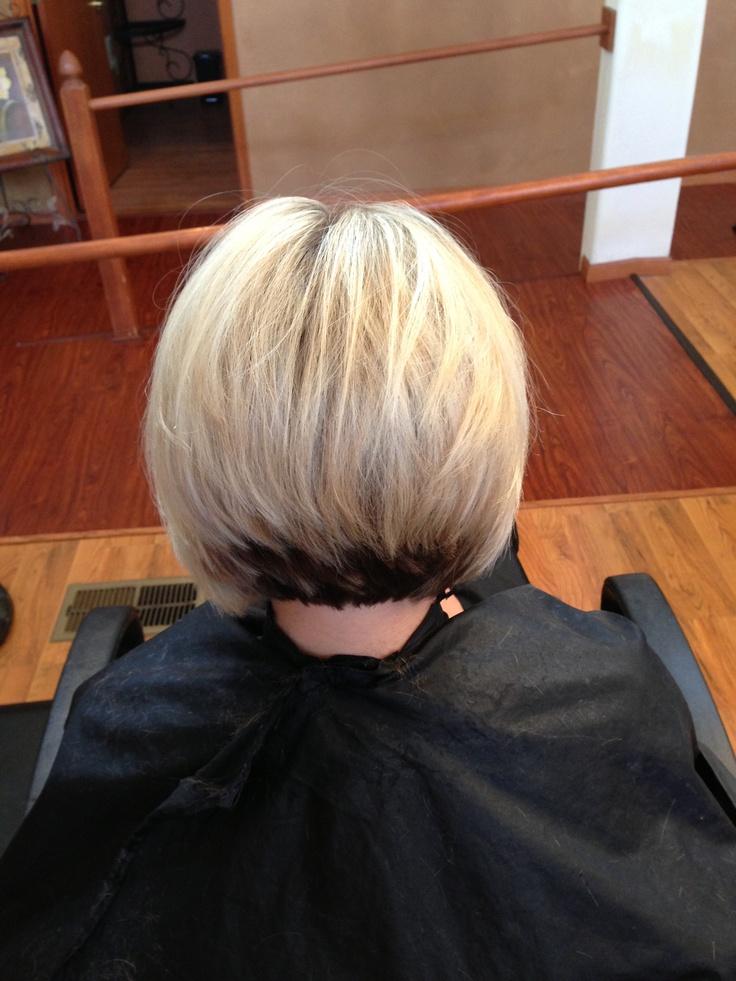 Stacked Bob Beauty Pinterest | Short Hairstyle 2013