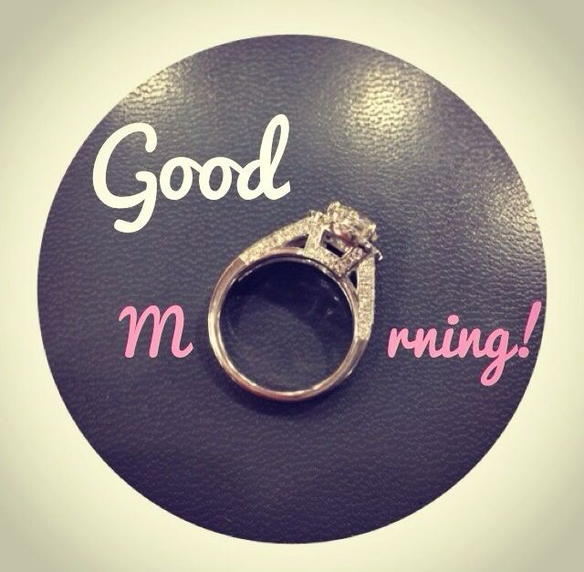 Good morning Brides! | Jewelry & Sparkle