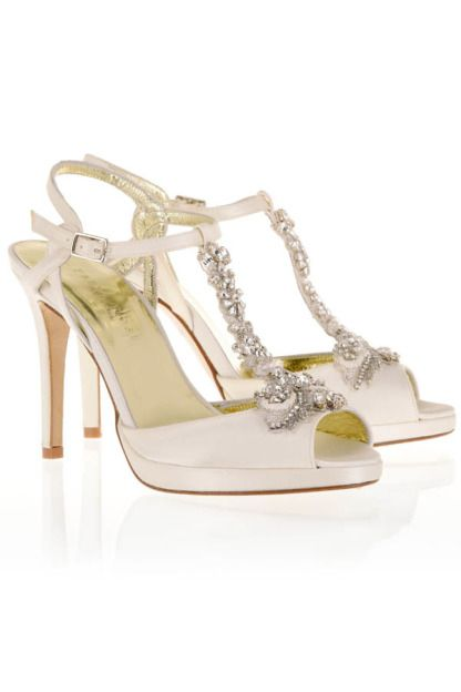 Watch Stunning Wedding Shoe Inspiration from Freya Rose video