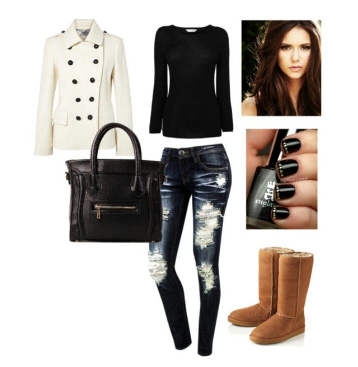 Uggs outfits | Outfits to Wear with UGGs | Pinterest