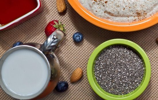 Raw Buckwheat Breakfast Porridge | Yummy Food | Pinterest