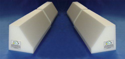 Magic Bumpers Portable Child Safety Bed Guard Rail 48 Inch - Set of Two $28.99