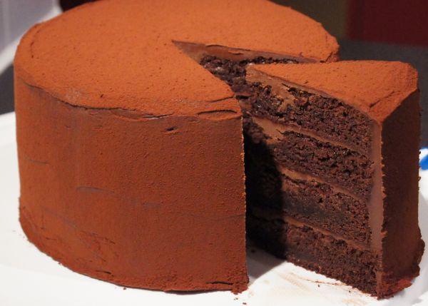 Southern Devil's Food Cake | Nefs Naschwerkstatt | Pinterest