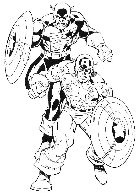 Daredevil coloring pages for Daredevil coloring pages