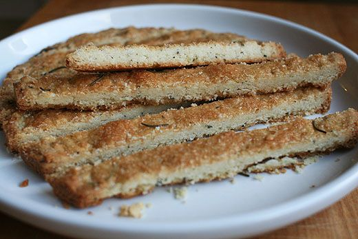 Rosemary + Toasted Caraway Shortbread  http://www.lottieanddoof.com ...