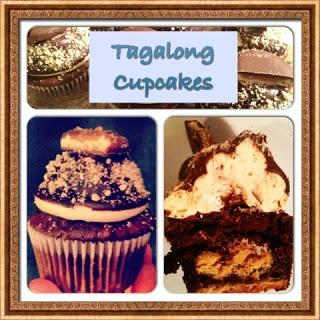 Tagalong Cupcakes | Sucre | Pinterest
