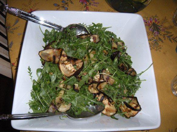 zucchini salad with thai flavors eggplant parmesan eggplant parmesan ...