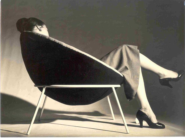 Lina bo bardi bowl chair seating pinterest for Lina bo bardi bowl