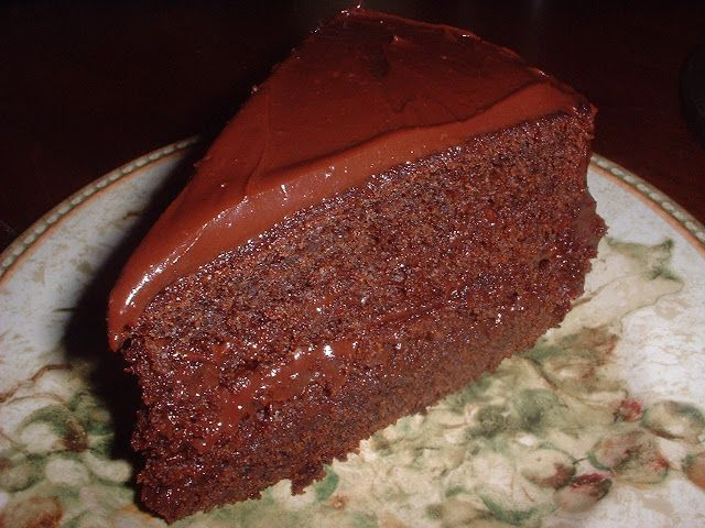 Southern Devil's Food Cake from Fine Cooking, February/March 2010 ...