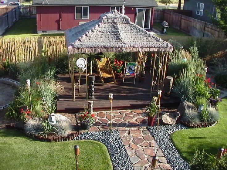 Ideas para el jardin de enfrente ideas casa puerto for Casas con jardin enfrente