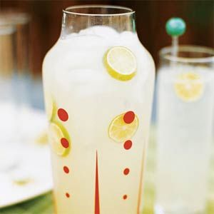 lime rickey sounds good on a hot summer day.