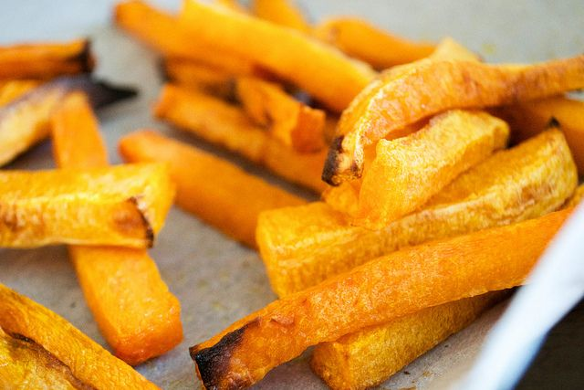 butternut squash fries | AIP - Paleo Autoimmune Protocol | Pinterest