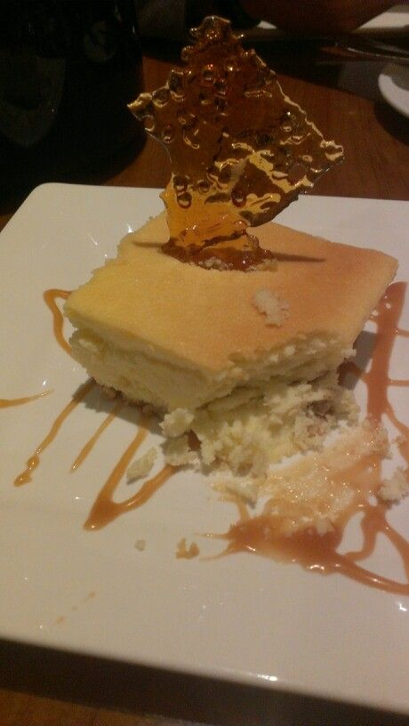 Lemon goat cheese cheesecake. Need to figure out how to convert this ...