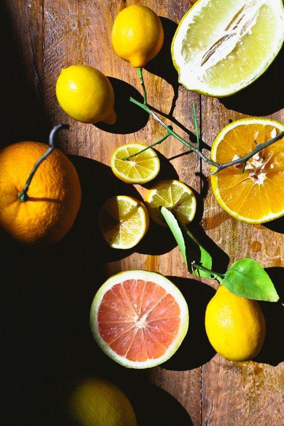 Citrus Cocktails / Not Without Salt | heather | Pinterest