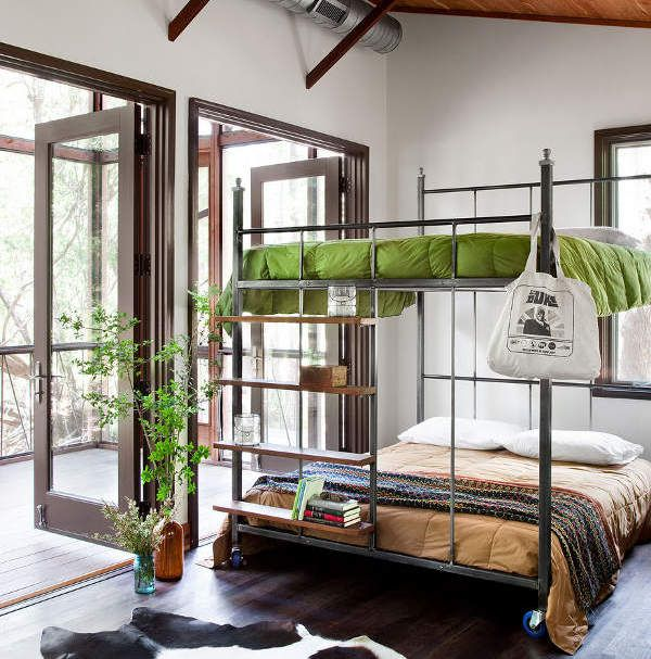 Industrial Style Bedroom Decor More Pinterest