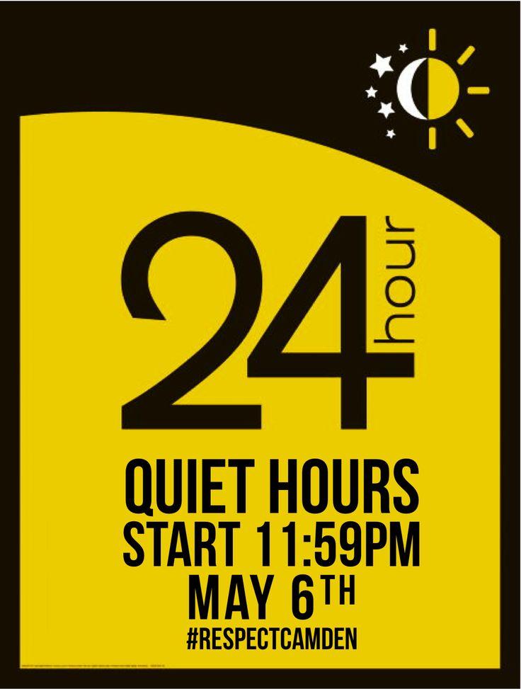24-Hour Quiet Hours | Pine Manor College