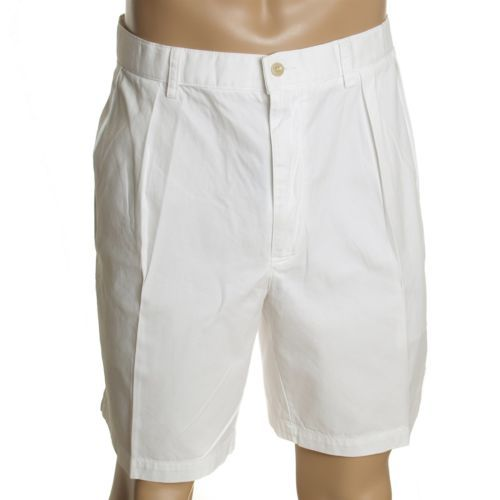 Ralph Lauren White Golf Shorts
