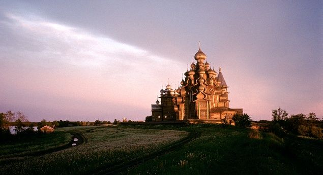 on Kizhi Island, Russia. From: Hidden Manmade Wonders of the World