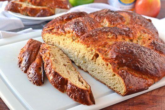 Apple Honey Challah | Recipe