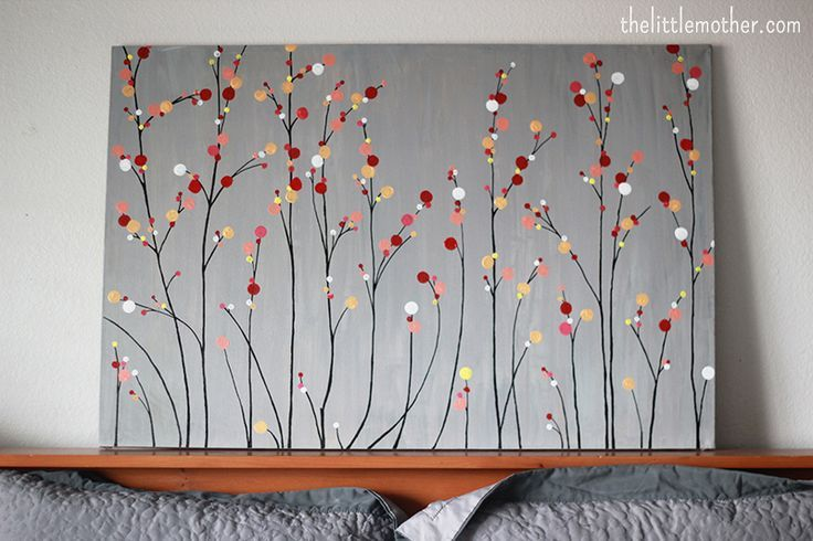 Cute diy canvas art diy pinterest for Project weekend