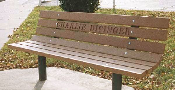 Engraved Trexx Memorial Bench Laser Ideas Pinterest