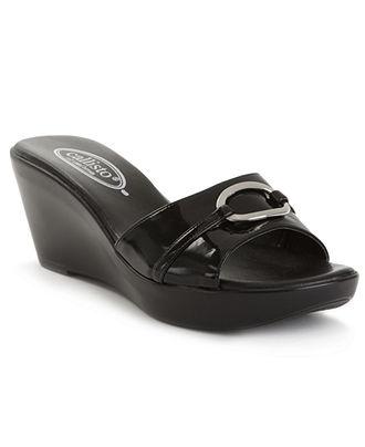 Callisto Shoes, Hardie Wedge Sandals - Macy's