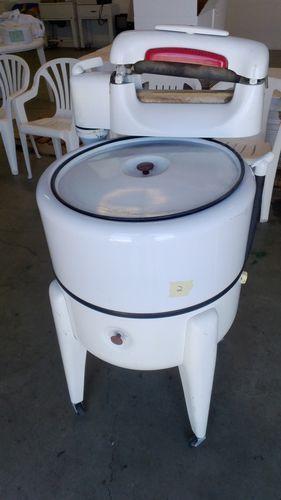 how much is a washing machine worth in scrap