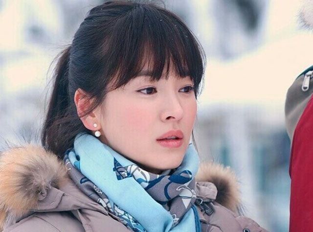 Pin by Mary Johnston on Song Hye Kyo | Pinterest