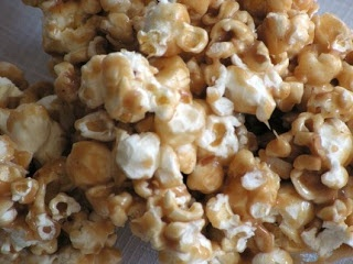 The Double Dipped Life: Peanut Butter Popcorn