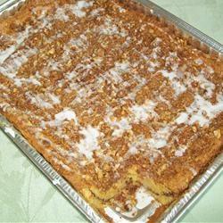 Graham Streusel Coffee Cake Allrecipes.com. What I'm bringing for ...