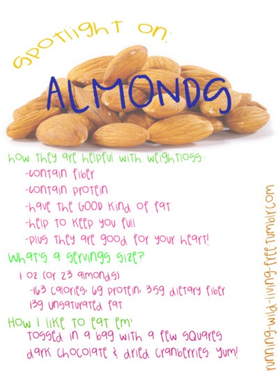 Benefit of Almonds