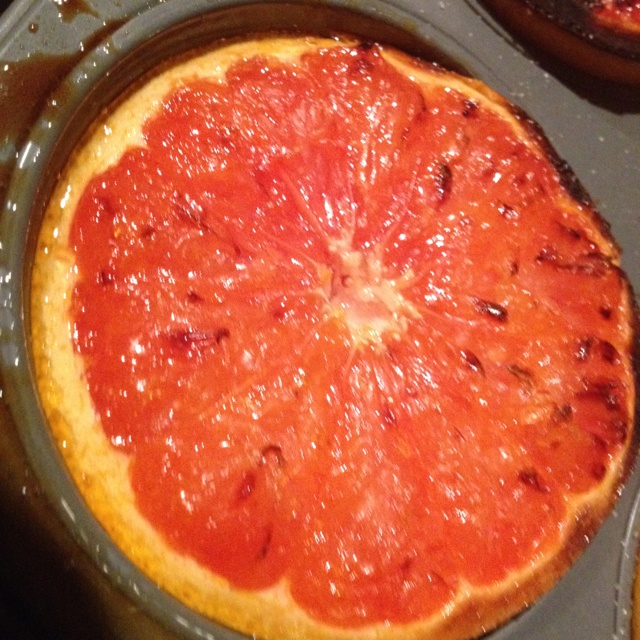 Grapefruit Brulee Recipe — Dishmaps
