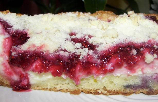 Raspberry Cream Cheese Coffee Cake | Recipe
