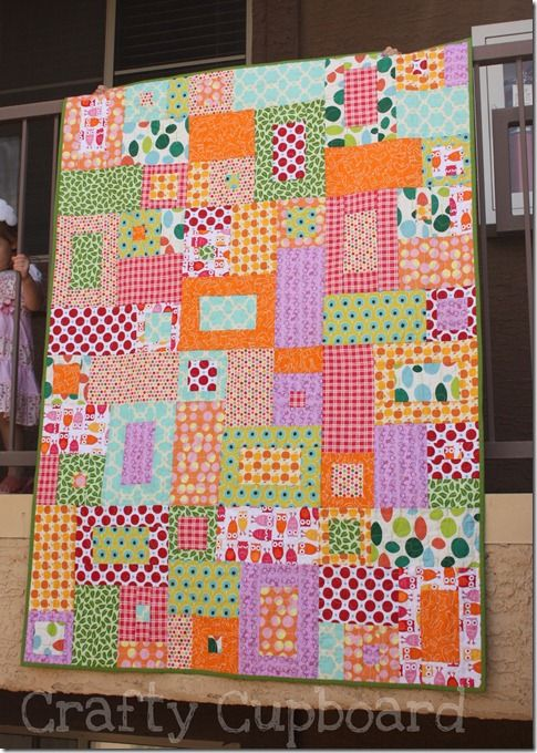 What is with all these awesome quilts I'm seeing lately?