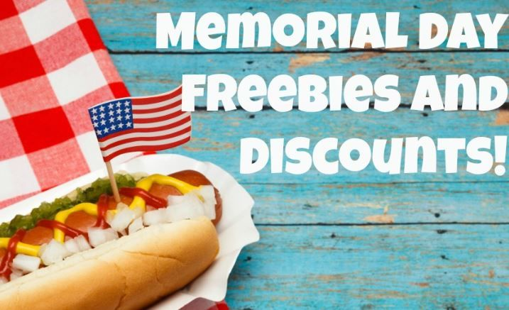 memorial day freebies seattle