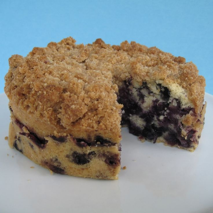 Blueberry Buckle | Favorite Recipes | Pinterest